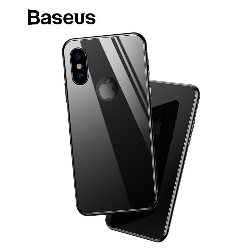 Защитное стекло Baseus iPhone XS XR, прозрачный