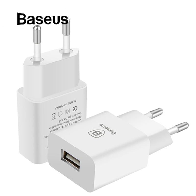 Зарядное устройство Baseus зарядное USB-устройство, белый стоимость