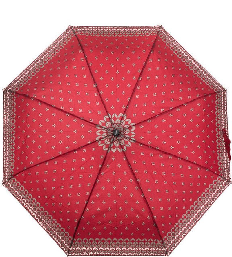 Зонт Doppler Style, красный зонт трость женский doppler цвет красный 714765l