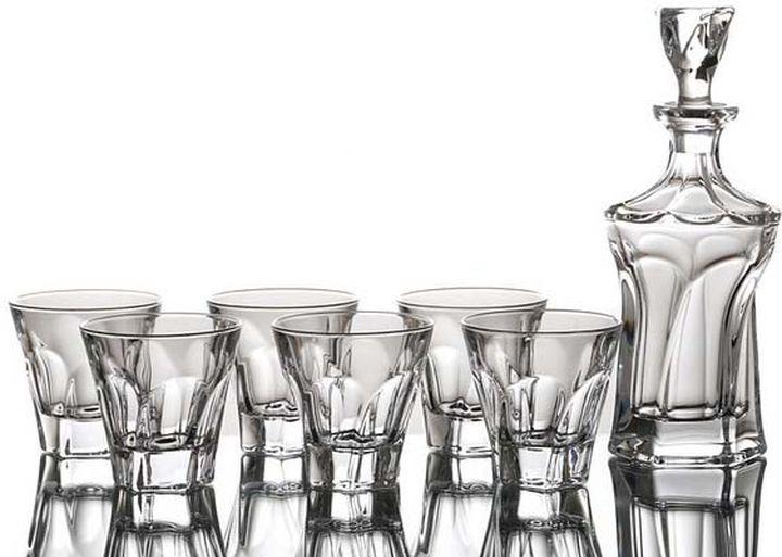 Набор для виски Crystalite Bohemia Apollo, 7 предметов. 09295 велосипед apollo vintage 7 2015