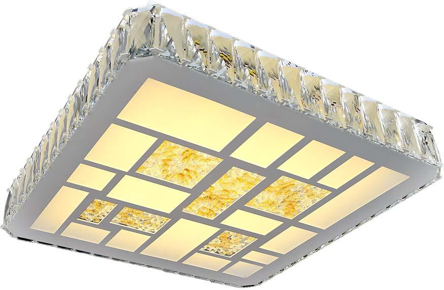 Люстра Максисвет Панель, 1 х LED, 72W. 1-6943-WH Y LED светильник светодиодный максисвет led панель 1 7400 wh y led