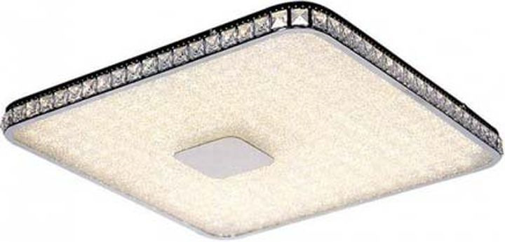 Люстра Максисвет Панель, 1 х LED, 50W. 1-7121-CR+WH LED светильник светодиодный максисвет led панель 1 7400 wh y led