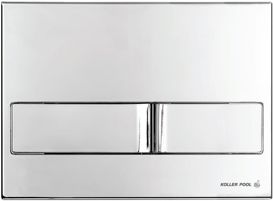 Кнопка для системы инсталляции Koller Pool, ИС.110462 смеситель для ванны koller pool integro nt0100