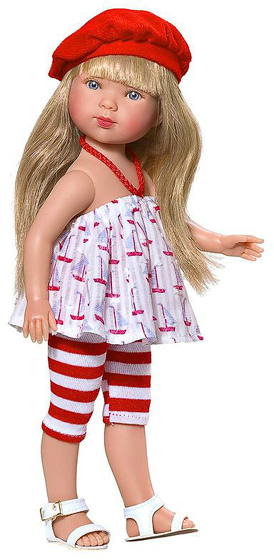 Кукла Vestida de Azul Карлота, CAR-726