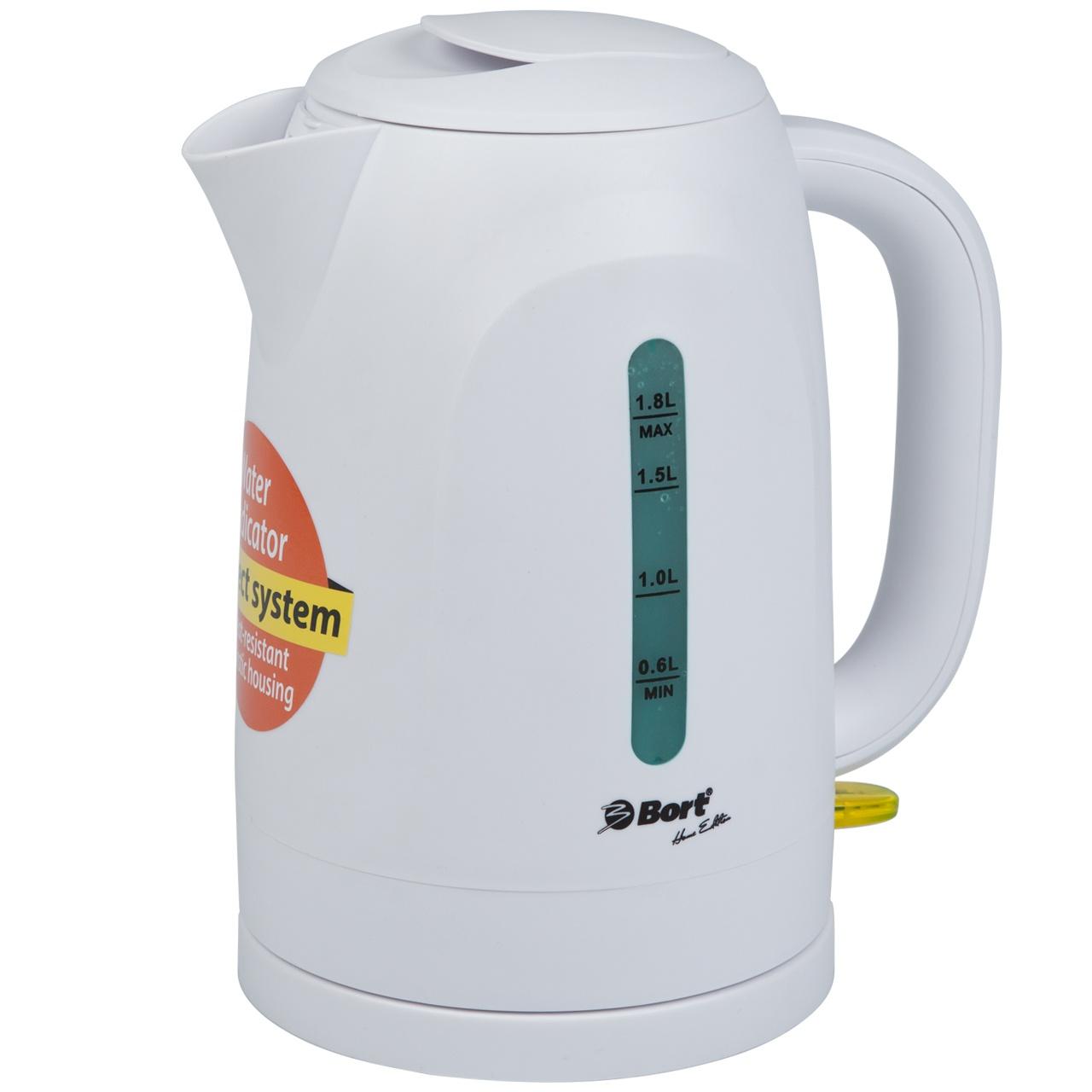 лучшая цена Электрический чайник Bort BWK-2218P