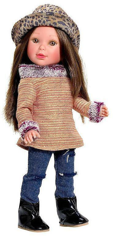 Кукла Vestida de Azul Паулина, PAU-845