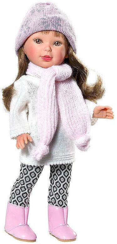 Кукла Vestida de Azul Паулина, PAU-853