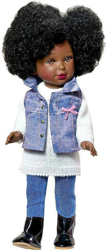 Кукла Vestida de Azul Паулина, PAU-854