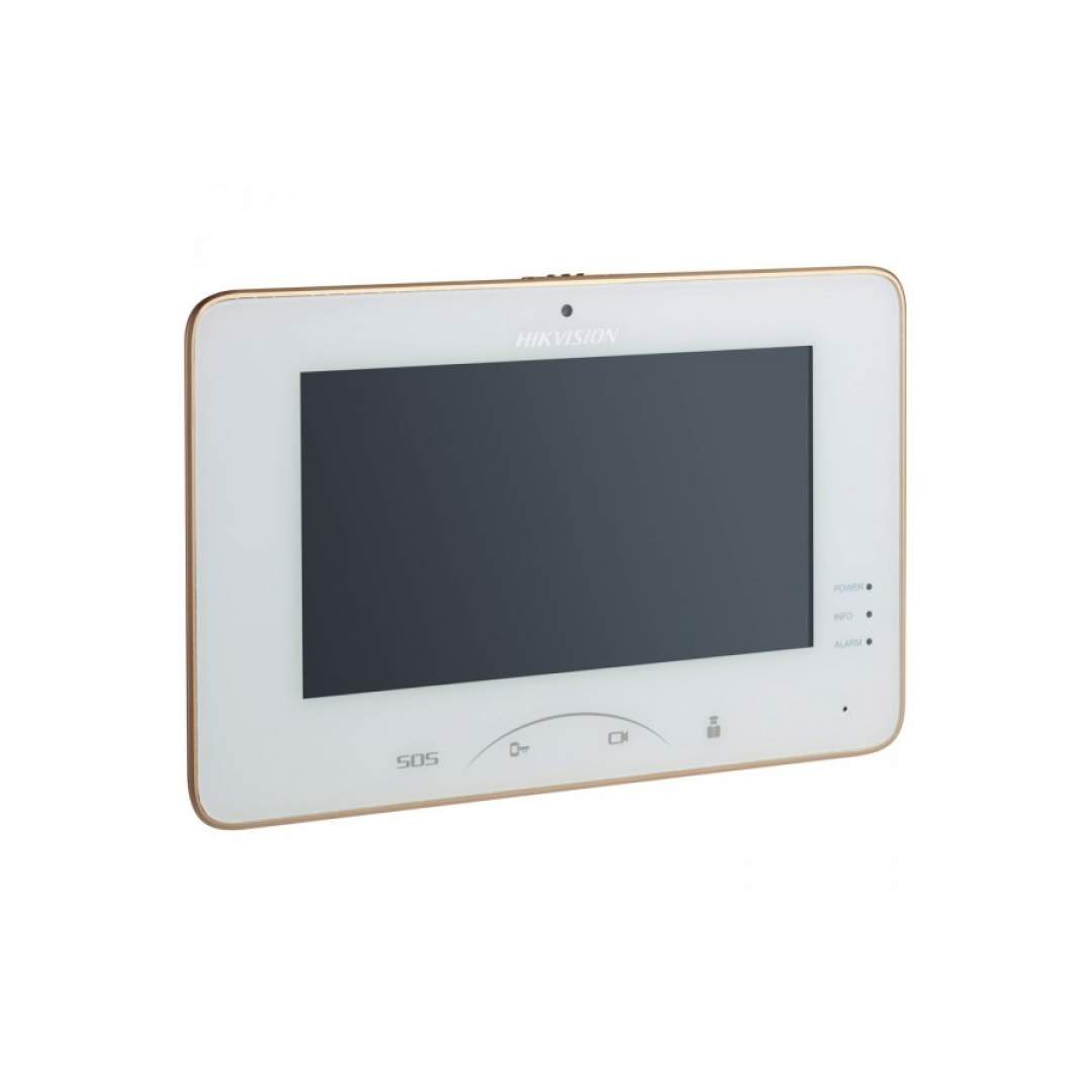 Видеодомофон HIKVISION Видеонаблюдение DS-KH8300-T, белый