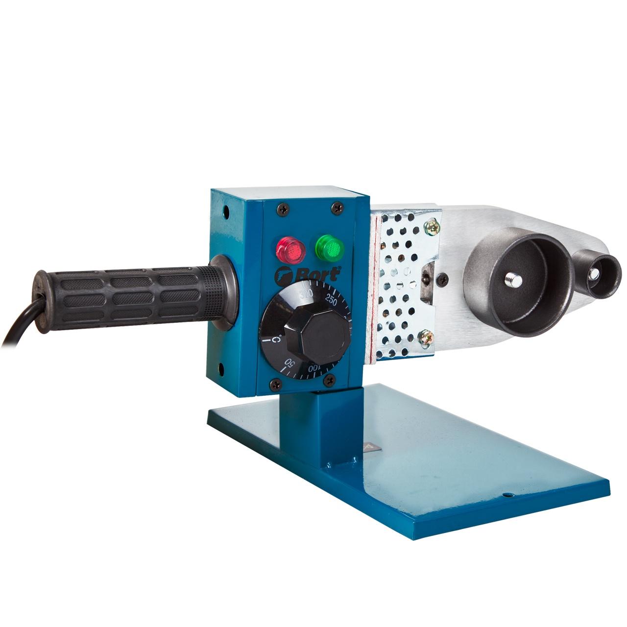 Аппарат для сварки труб Bort BRS-1000 аппарат для сварки труб bort brs 2000