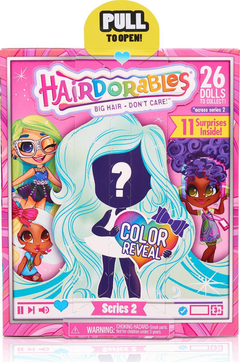 Кукла Hairdorables Модные образы, 23613