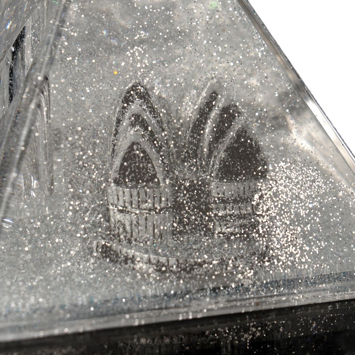 Подставка для канцелярских принадлежностей Опера, настольная, 3527053, прозрачный, 8 х 8 х 8 см Хуанганг Джиаши Текстайл Импортс Энд Экспортс Ко., Лтд