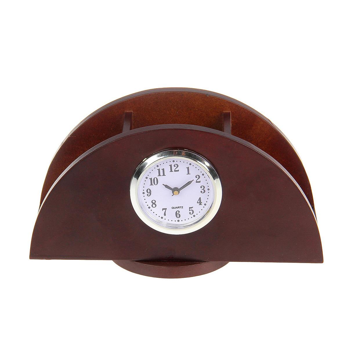 Канцелярский набор 2 в 1, 872874, коричневый, 19,5 х 11 см