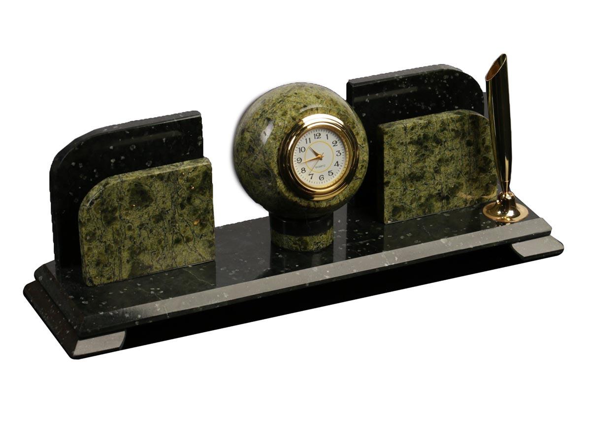 Канцелярский набор Шар, 802869, зеленый
