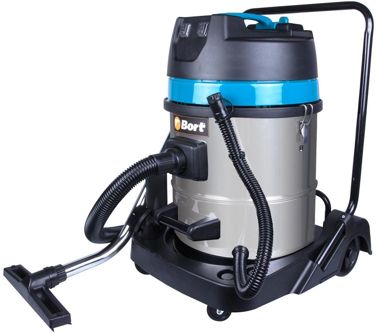 Строительный пылесос Bort BSS-2260-TWIN цена