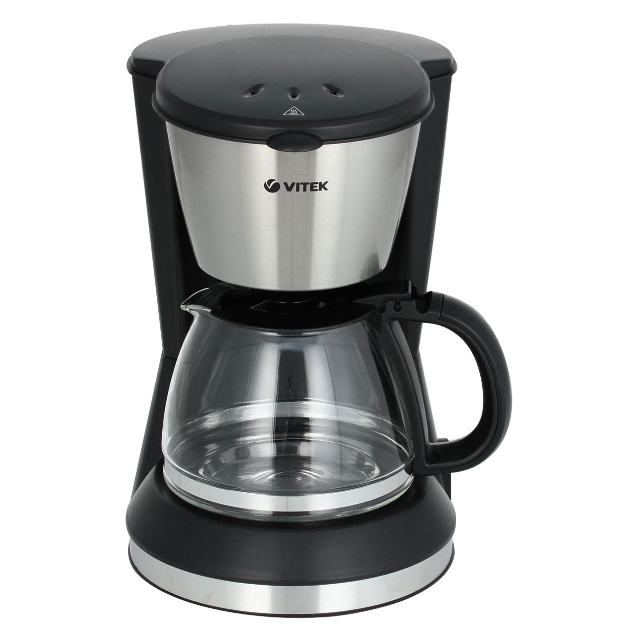 Кофеварка электрическая Vitek VT-1506 BK кофеварка капельного типа de longhi icmi211 bk