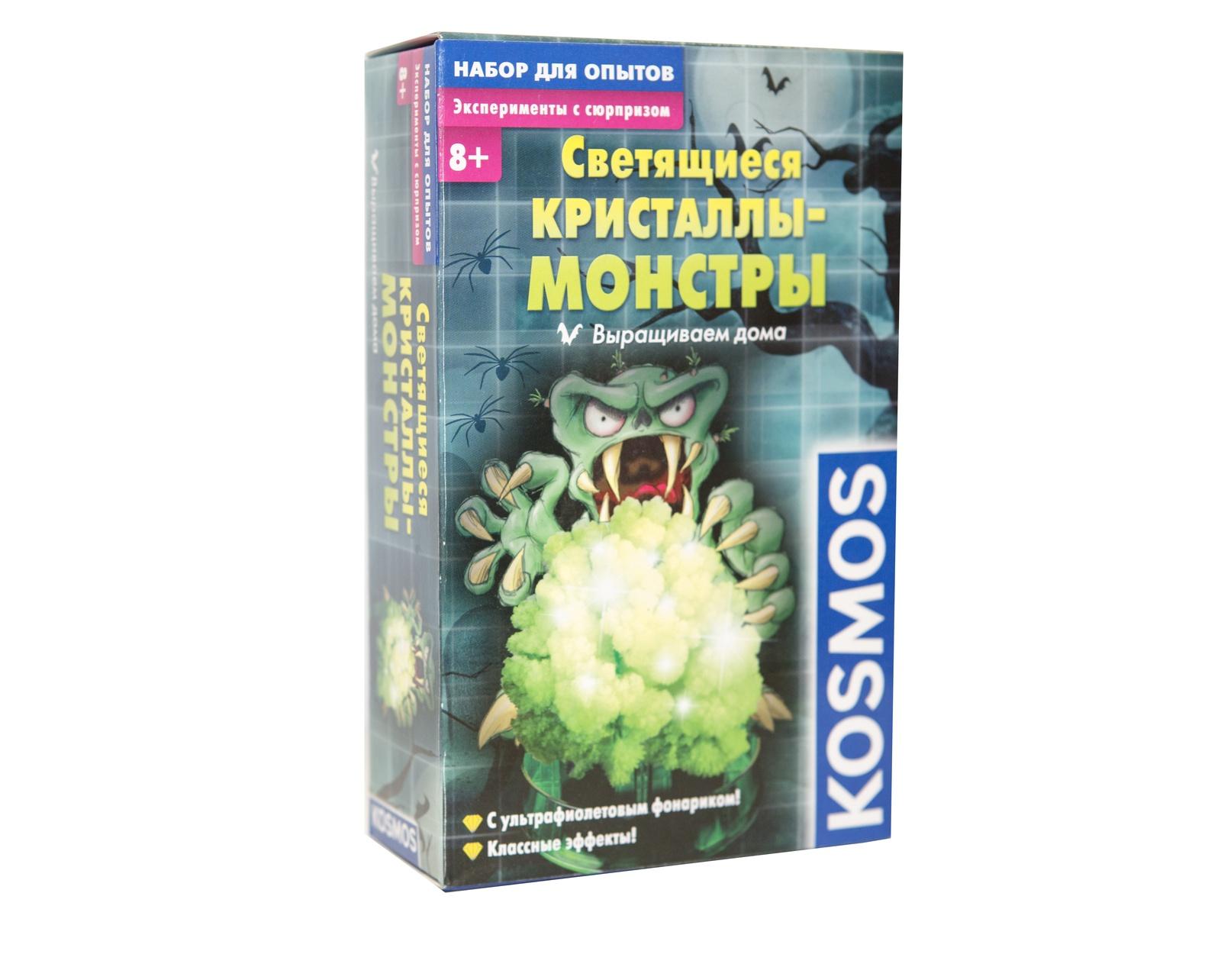 Набор для опытов Kosmos 1617778 kosmos набор для опытов kosmos создаем своими руками электромотор