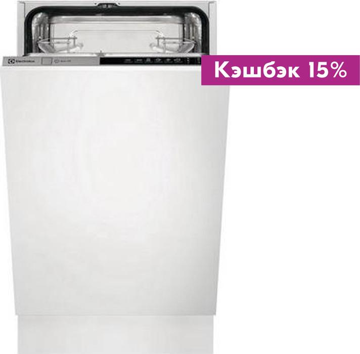 Полновстраиваемая посудомоечная машина Electrolux ESL94320LA полновстраиваемая посудомоечная машина electrolux esl 98825 ra