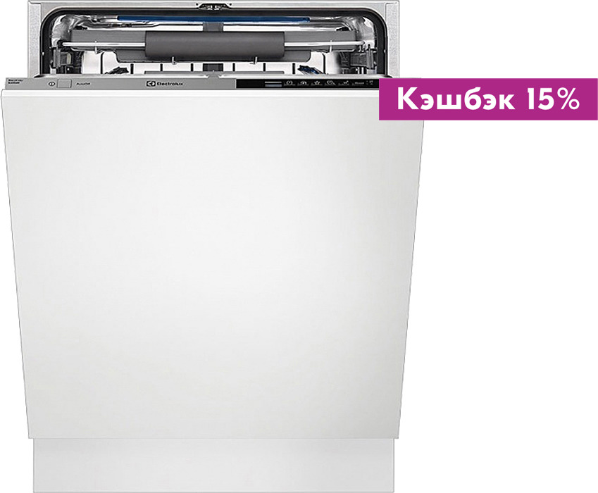 Посудомоечная машина Electrolux ESL 98345RO, 90000005557, встраиваемая, белый полновстраиваемая посудомоечная машина electrolux esl 98825 ra