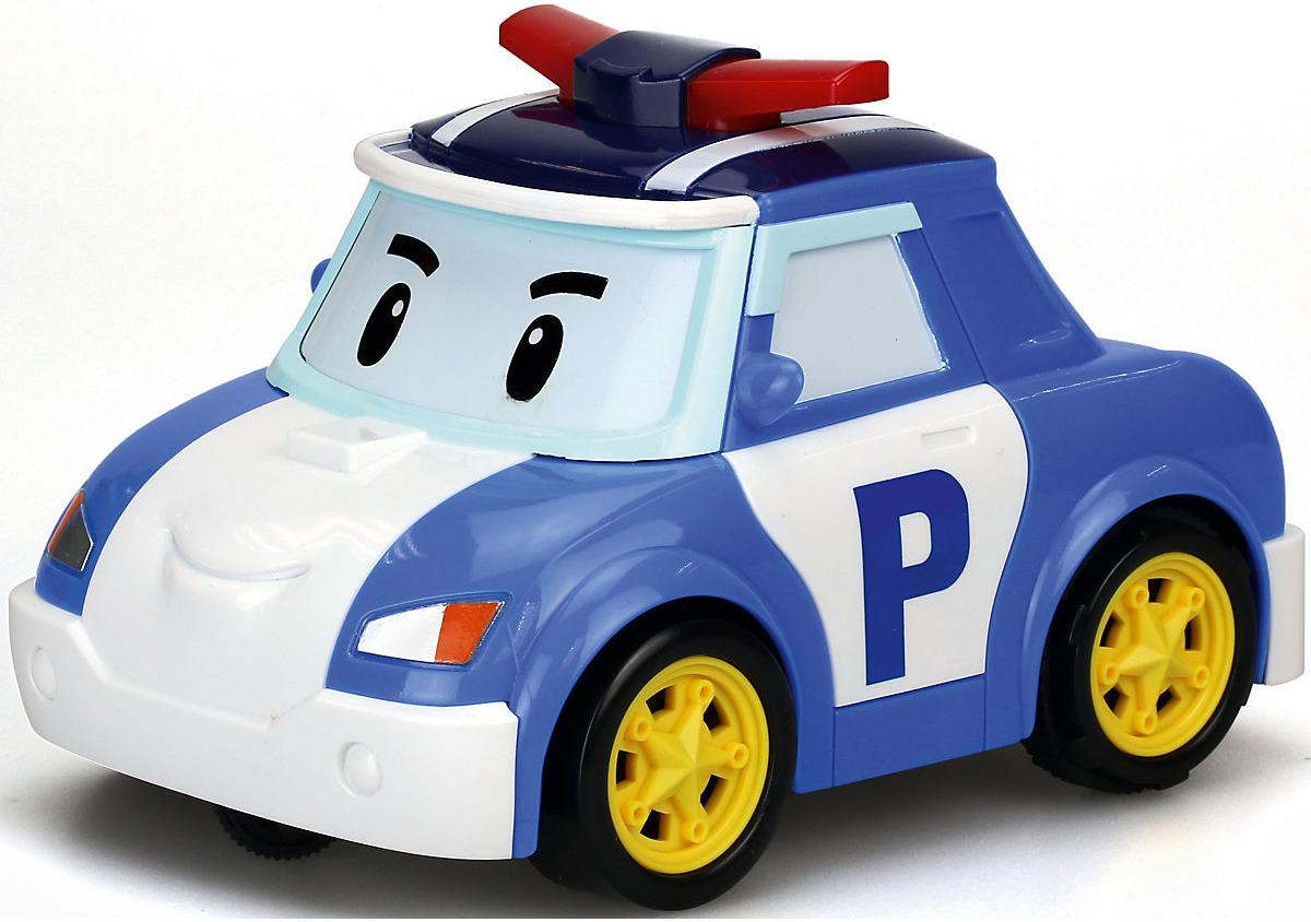 Машинка Robocar Poli, на голосовом управлении, 83320 машинка трансформер робокар поли с костюмом водолаза poli