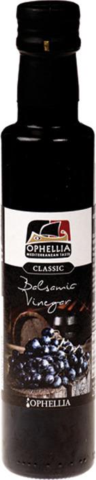 Уксус Ophellia Бальзамический, 250 мл бальзамический уксус papadimitriou каламата 250 мл