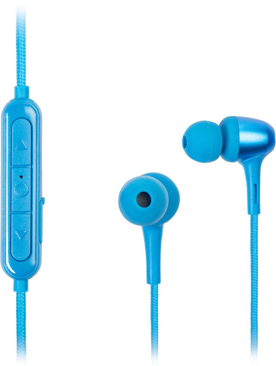 Беспроводные наушники Harper HB-306, Blue наушники вкладыши harper hv 303