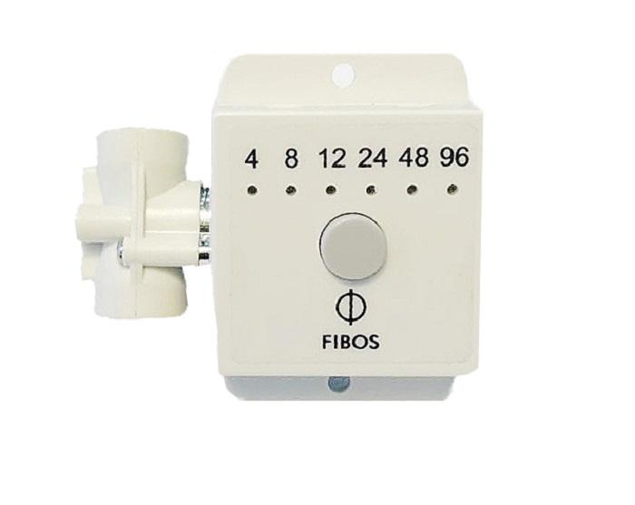 Комплектующие для фильтров Fibos Автоматика промывки, 0,3-3 м3/ч, светло-серый цена и фото