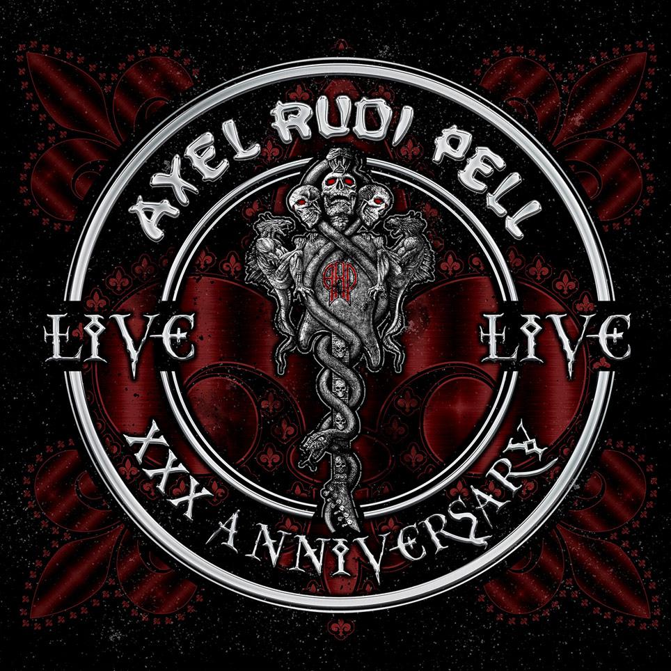 Аксель Руди Пелл Axel Rudi Pell. XXX Anniversary. Live (2 CD)