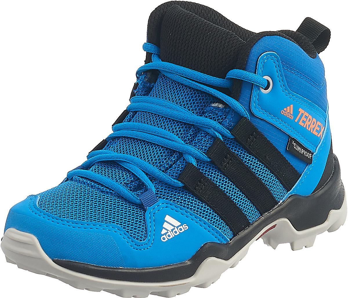 Кроссовки adidas TERREX AX2R MID CP кроссовки мужские adidas terrex tracerocker цвет серый черный cm7596 размер 12 46