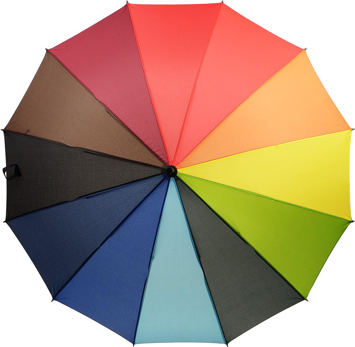 Зонт-трость женский Эврика