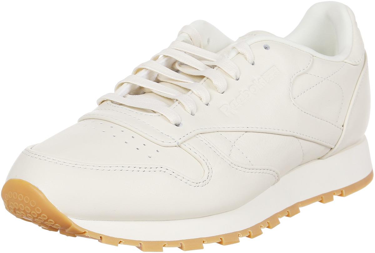 Кроссовки Reebok Cl Leather Mu кроссовки мужские reebok cl leather mu цвет серо зеленый dv3934 размер 11 5 46