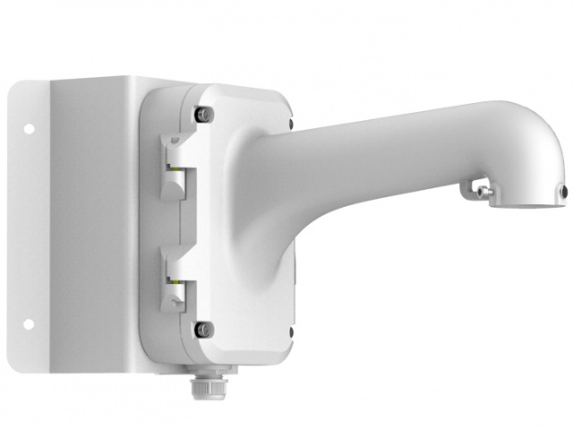 Крепление на угол с монтажной коробкой для скоростных поворотных купольных камер HIKVISION DS-1604ZJ-corner