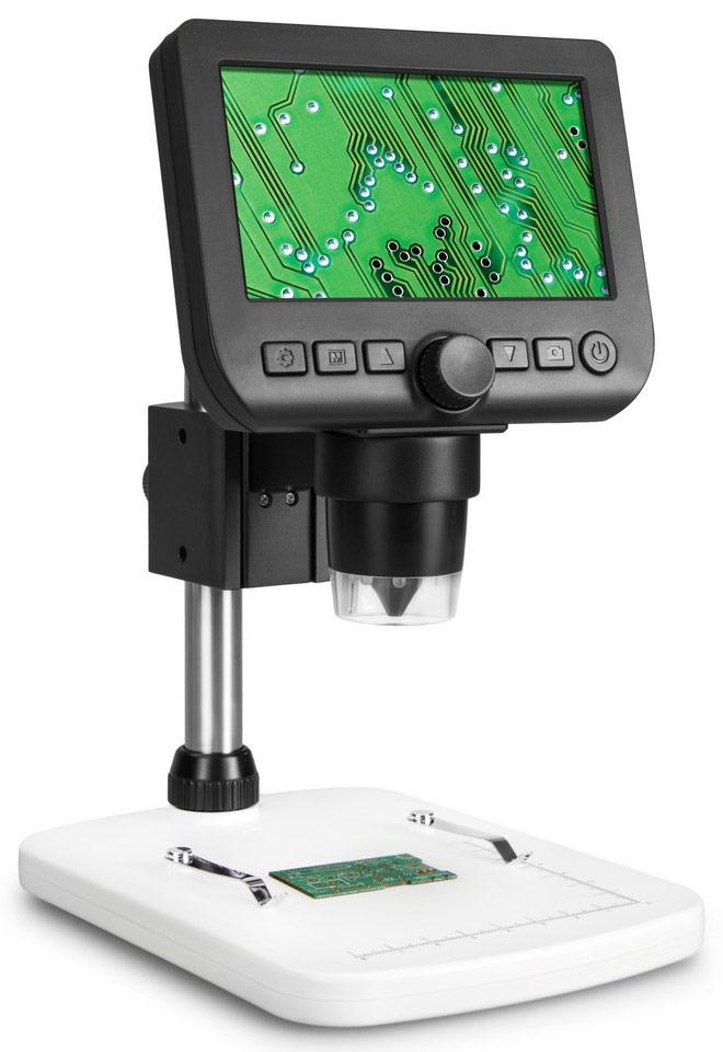 Фото - Микроскоп цифровой Levenhuk DTX 300 LCD, черный проектор