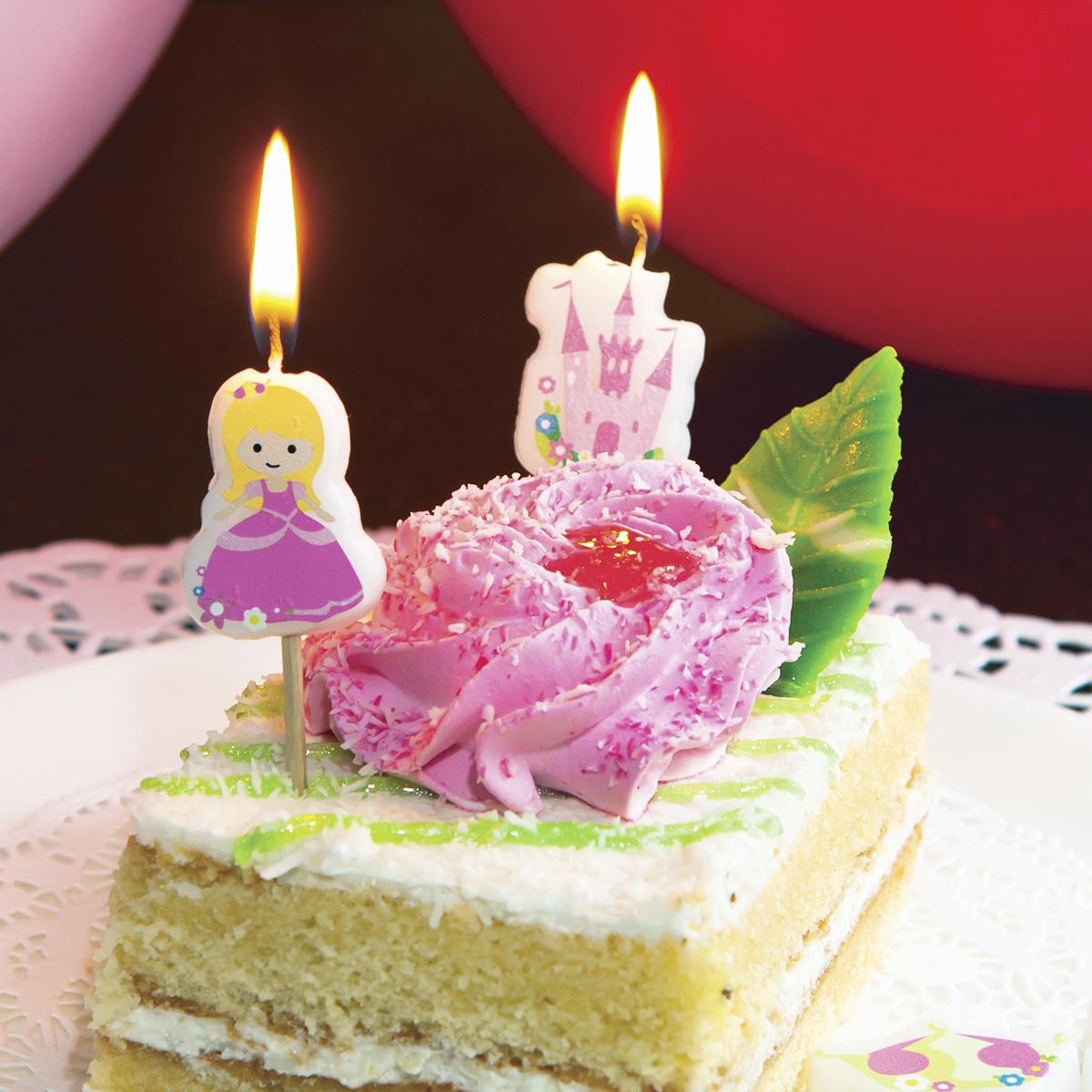 лазуревый торт и три свечки фото его