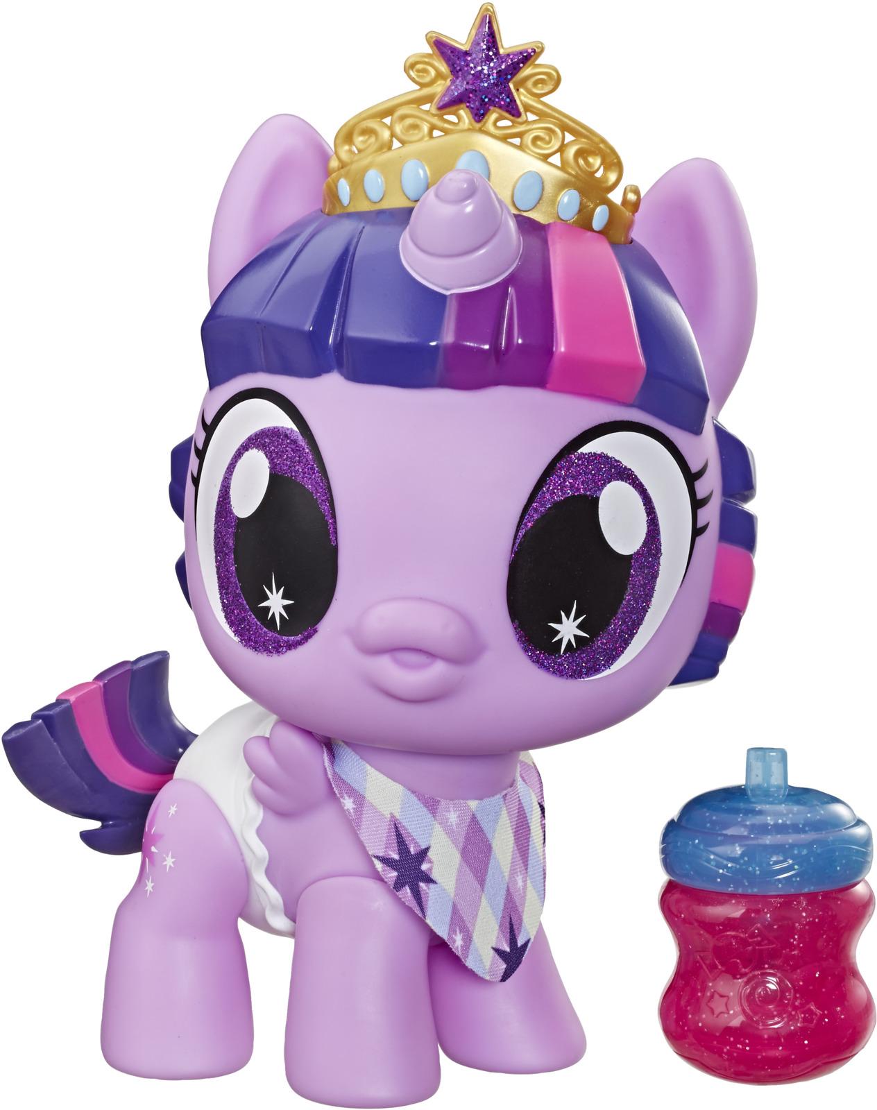 Фигурка My Little Pony Малыш Твайлайт Спаркл, с аксессуарами, E6551