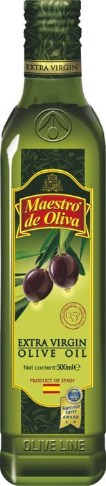 Оливковое масло МДО Маэстро дэ Олива Extra Virgin, 500 мл just greece premium extra virgin оливковое масло 750 мл