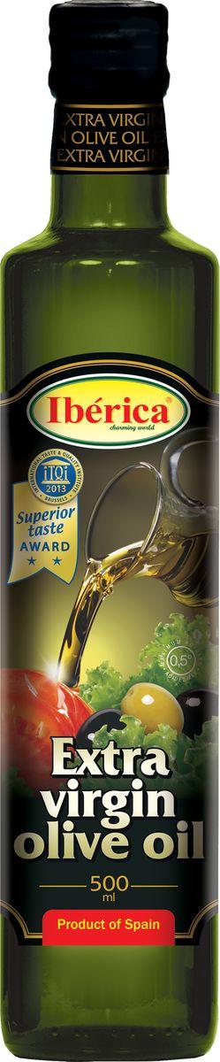 Оливковое масло Iberica Extra Virgin, 500 мл just greece premium extra virgin оливковое масло 750 мл