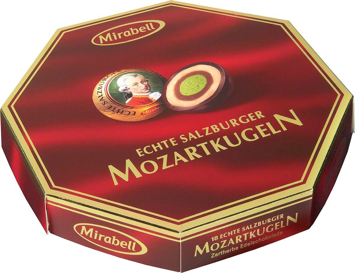 Конфеты шоколадные Mirabell Mozart, 300 г конфеты марина вес