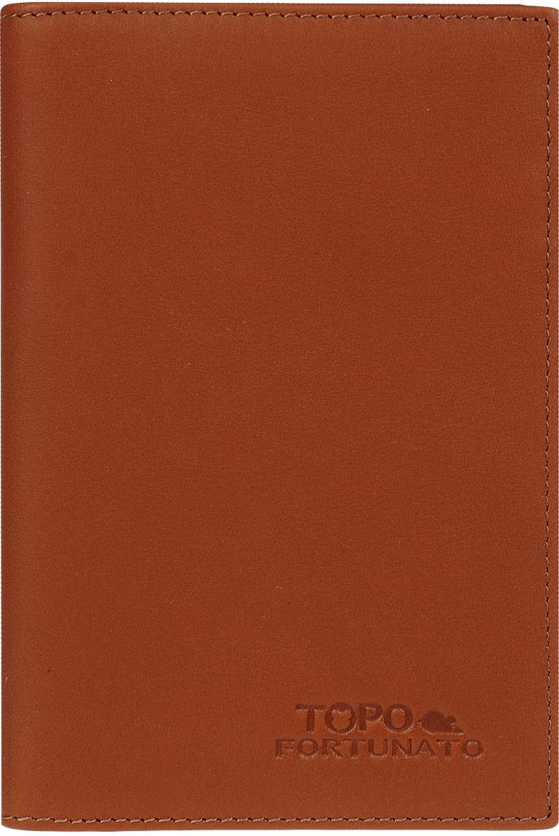 купить Обложка на паспорт Topo Fortunato, TF 1014-093, разноцветный по цене 1217 рублей