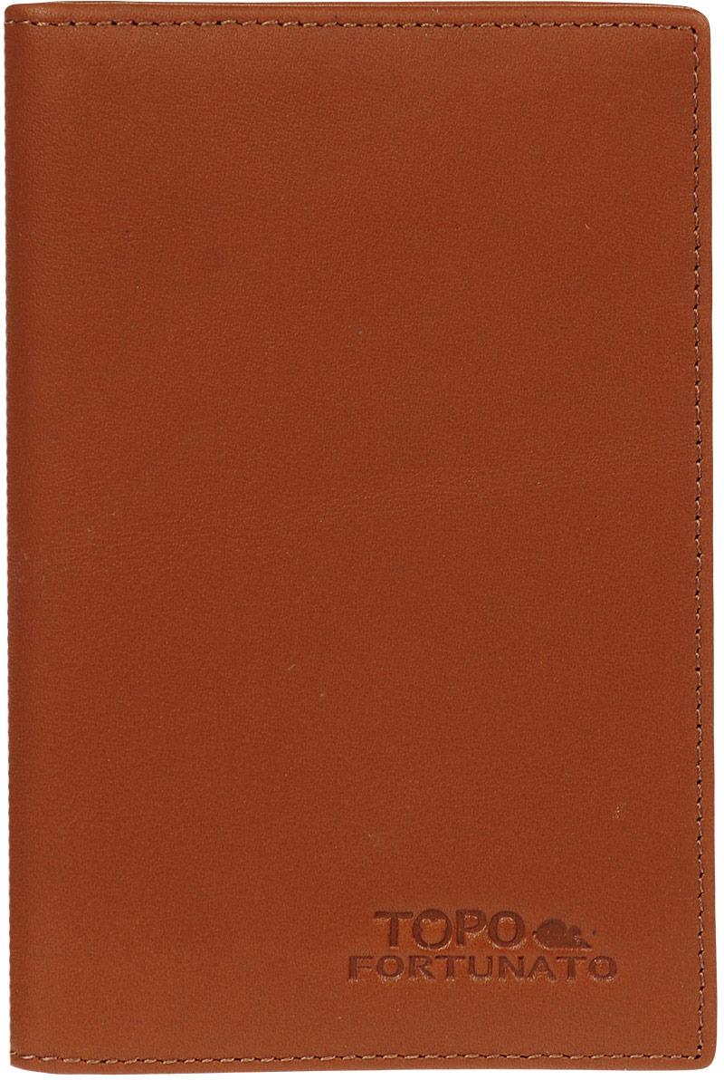 купить Обложка на паспорт Topo Fortunato, TF 1030-093, разноцветный по цене 1217 рублей