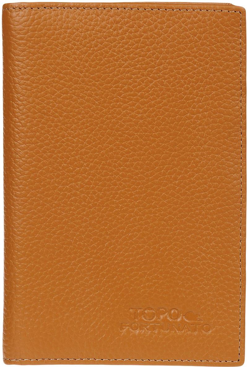 купить Обложка на паспорт Topo Fortunato, TF 1017-093, разноцветный по цене 1217 рублей