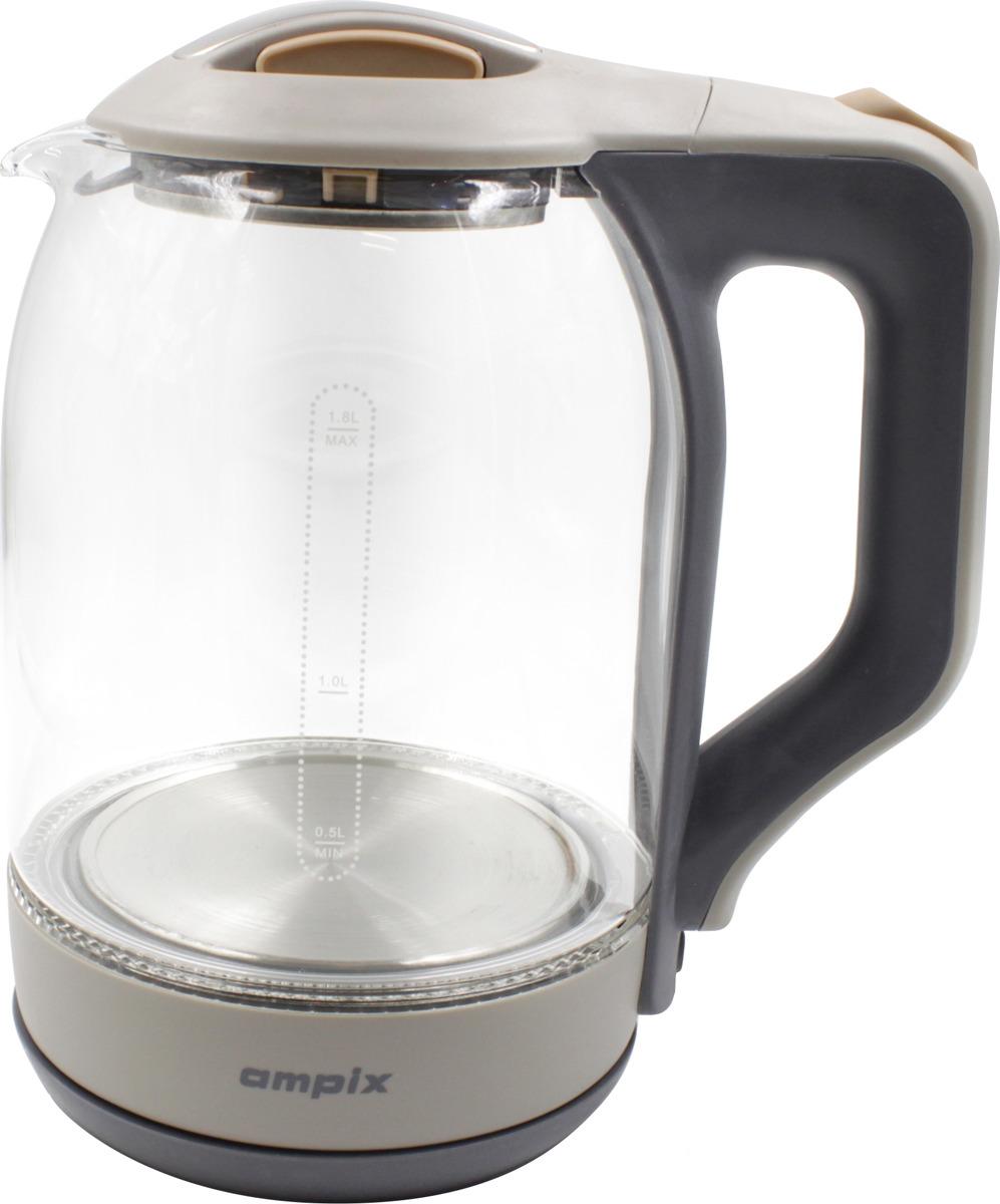 лучшая цена Электрический чайник Ampix AMP-1905