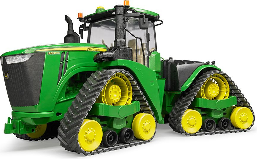 цена на Машинка Bruder Трактор John Deere 9620RX, гусеничный, 04-055