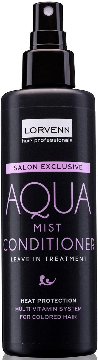 Кондиционирующая вода-спрей для волос Lorvenn Aqua Mist Conditioner, 200 мл