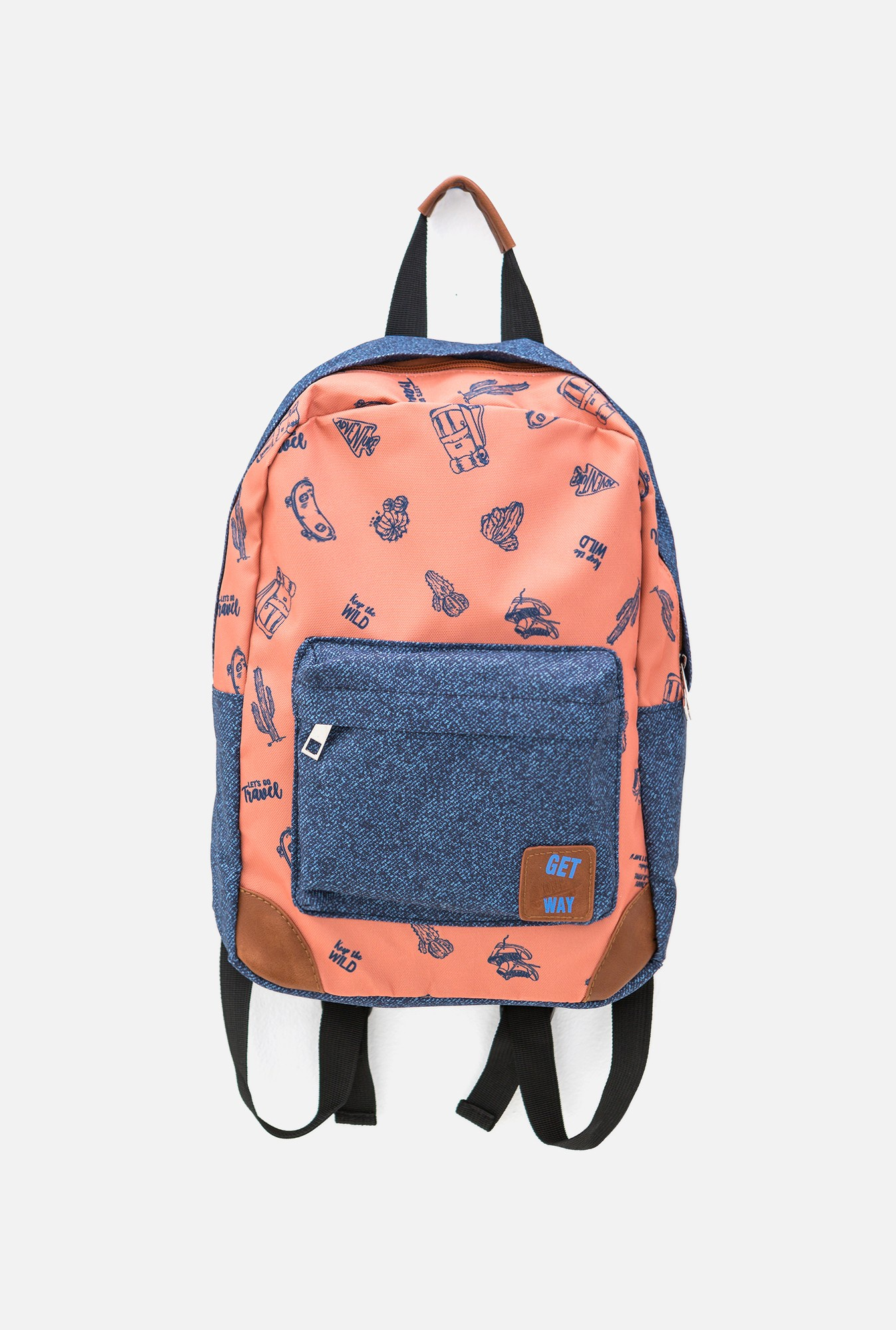 Рюкзак ACOOLA 20106100038_0040919, разноцветный рюкзак разноцветный roald