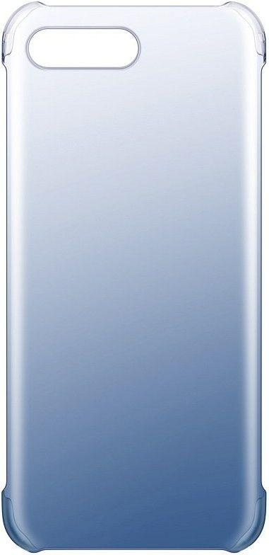 Чехол для сотового телефона Color Case Накладка Honor 10 Blue, синий