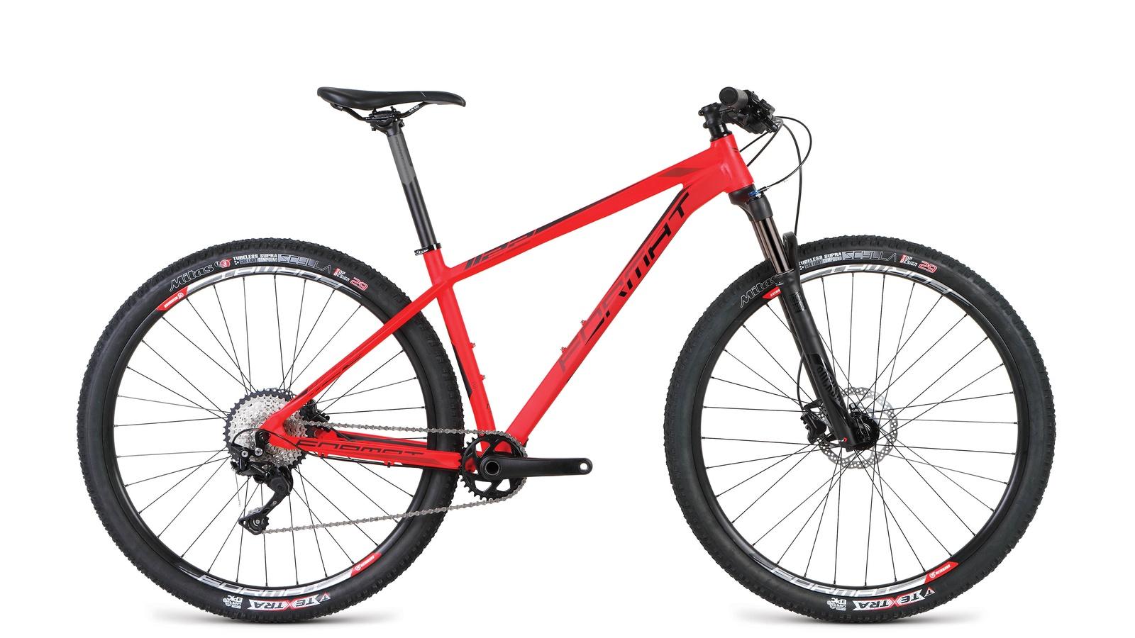 Велосипед Format RBKM9M690001, красный
