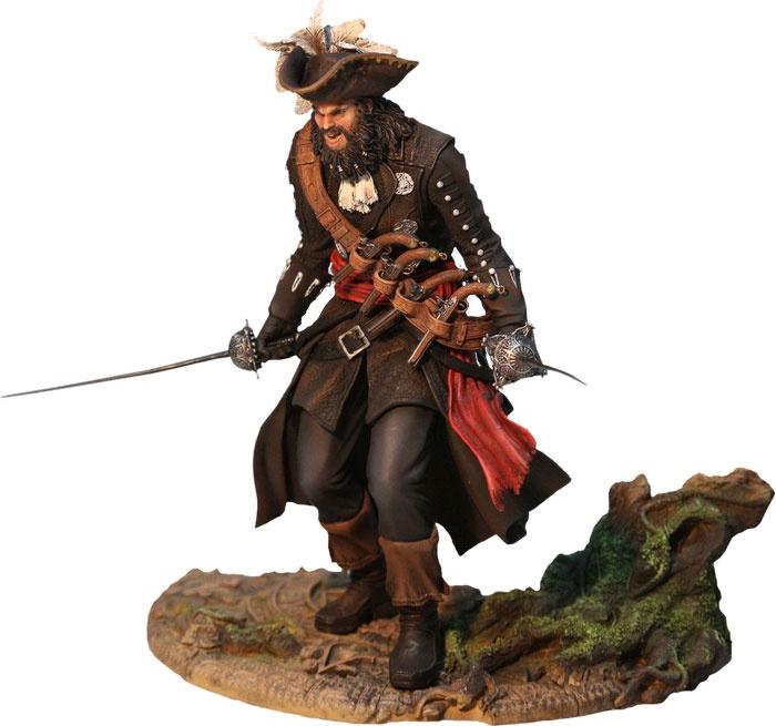 цена на Фигурка Ubisoft Assassins Creed 4 (IV) - Чёрная Борода