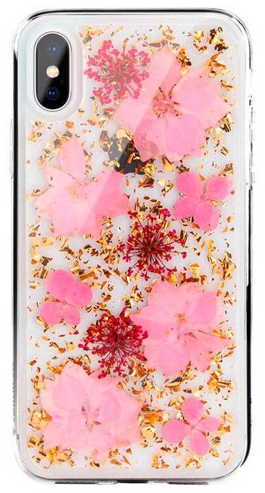 Чехол для сотового телефона SwitchEasy Flash for 2018 iphone XS, розовый цена
