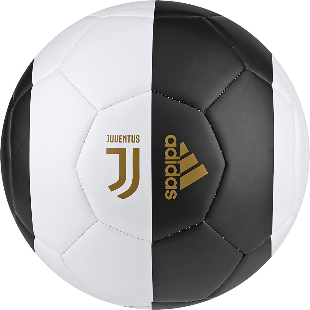 Мяч футбольный Adidas Juventus Cpt, DY2528, белый, черный, размер 5 мяч футбольный adidas conext19 cpt dn8640 белый красный размер 5